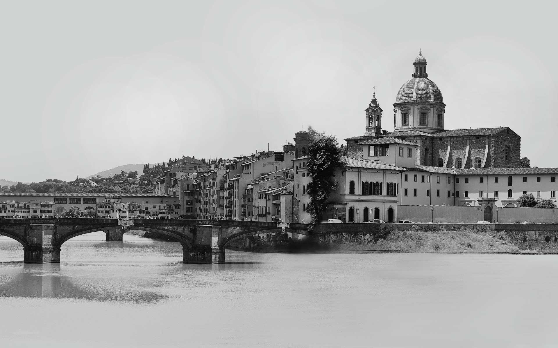 Al centro di Firenze, nel cuore dell'Europa